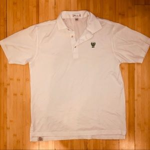 Peter Millar Short Sleeve Polo size Medium